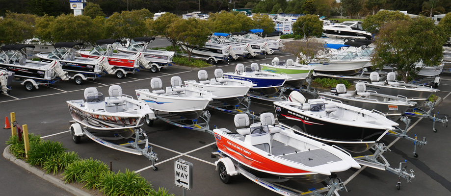Stacer boats