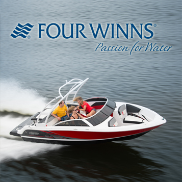 Four Winns New Boats