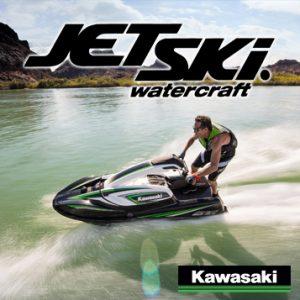 Kawasaki Jetski - New Boats