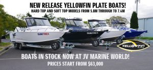 YELLOWFIN BOATS