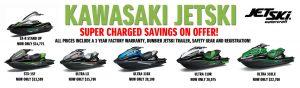 KAWASAKI SUPER CHARGED JETSKI SAVERS