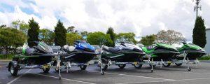 Kawasaki Jetski at JV Marine