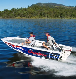 Quintrex Instant Boating