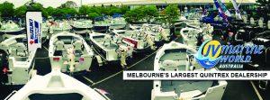 Melbourne's largest Quintrex dealer
