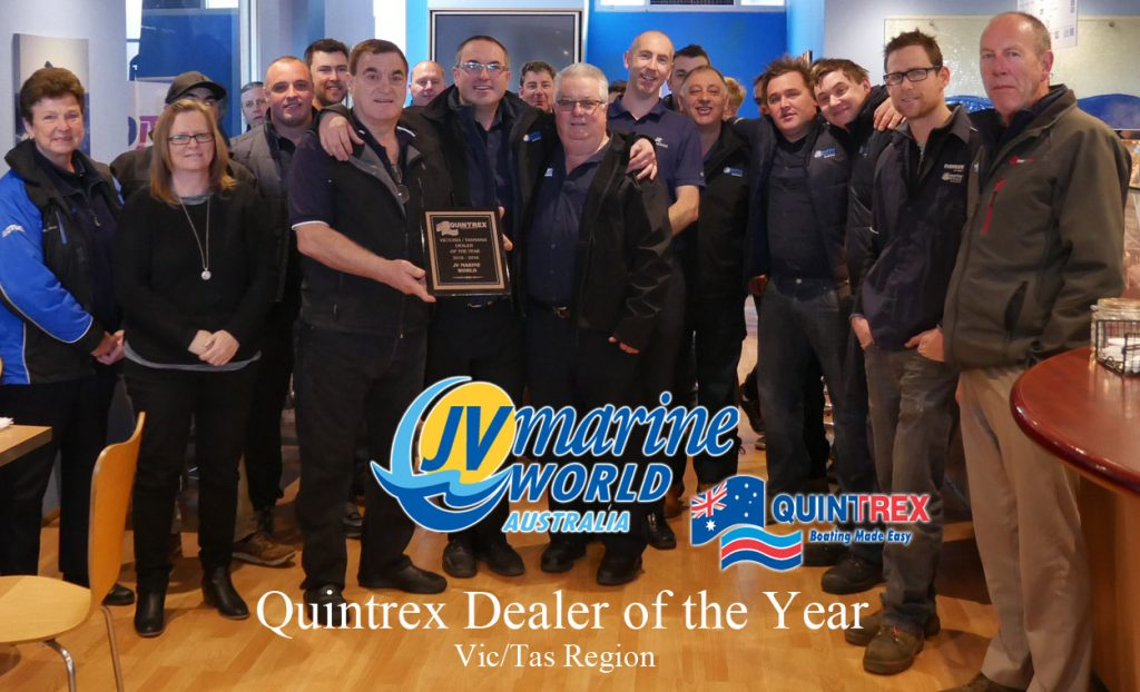 Quintrex Dealer of the Year