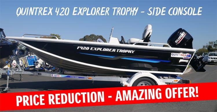 420 Explorer trophy SC