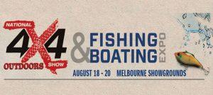 4 X 4 FISHING SHOW
