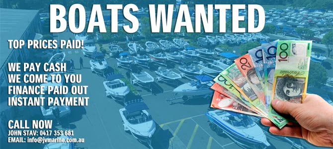 USED BOATS WANTED