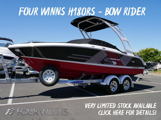 Four Winns H180rs Super Special New boats