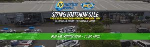JV Marine - Spring Boatshow Sale