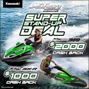 Kawasaki Jetski Promo 2019