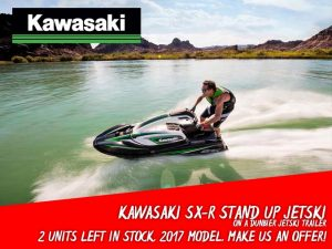 Kawasaki SX-R Special