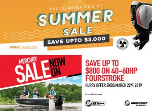 Merc and Etec Sale On Now