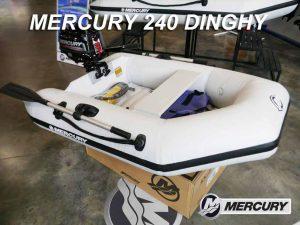 Mercury 240 Dinghy