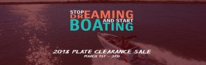 NEW BOATS SALE