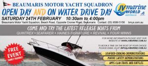 JV MARINE - On Water Drive Day