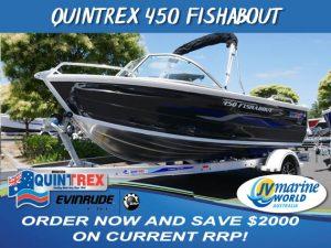 QUINTREX 450 FISHABOUT