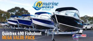 Quintrex 490 Fishabout Special