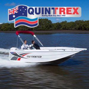Quintrex boats 2019
