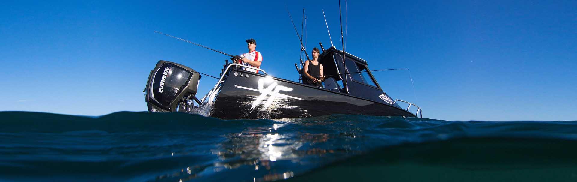 Quintrex boats Melbourne