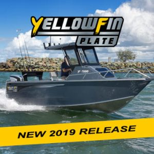 Yellowfin Boats 2019