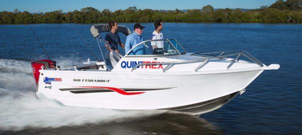Quintrex 610 Fishabout
