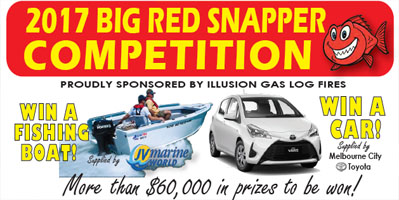 Big Red Snapper Comp