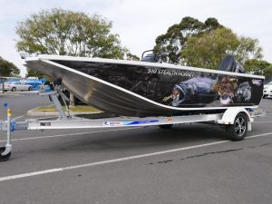 Quintrex 510 Stealth Hornet