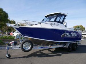 Yellowfin 6500
