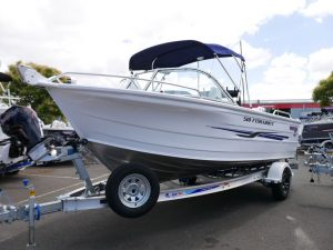 Quintrex 510 Fishabout
