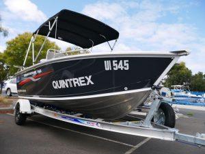 Quintrex 490 Renegade SC