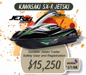 Kawasaki SX-R Jetski