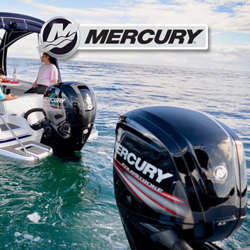Mercury Outboards and Evinrude Outboards | JV Marine World
