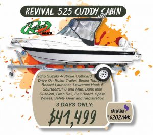 Revival 525 Cuddy