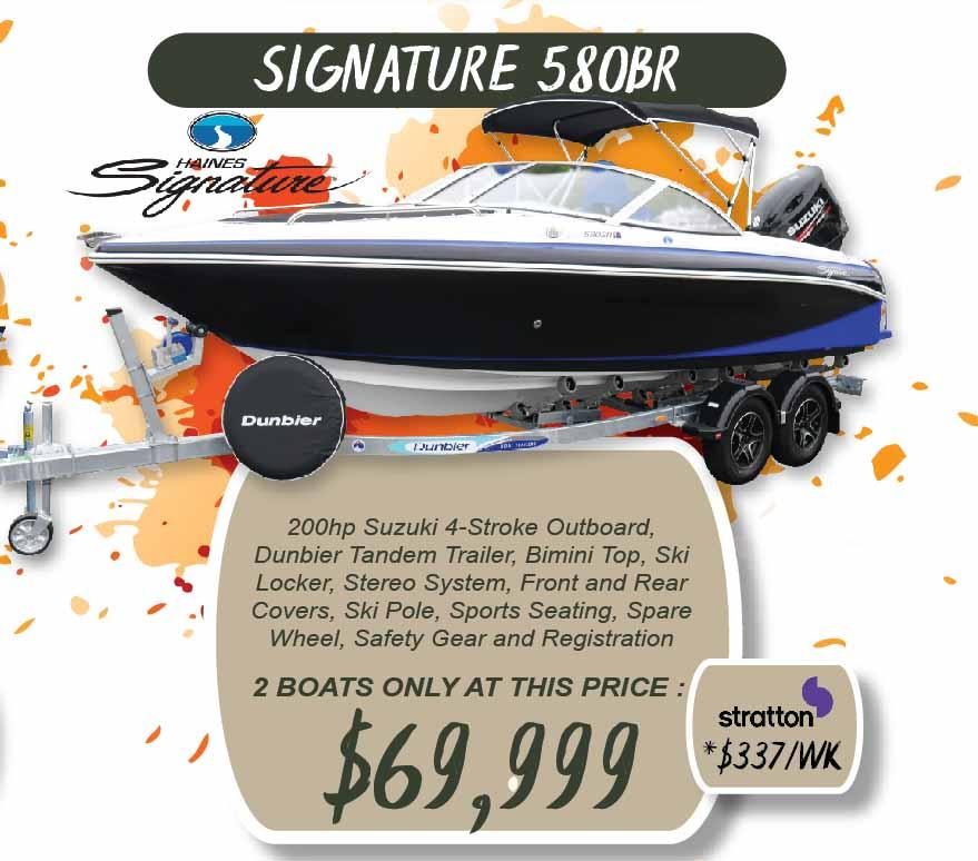 Signature 580BR