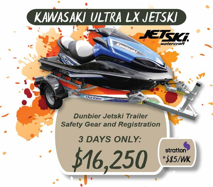 Ultra LX Jetski