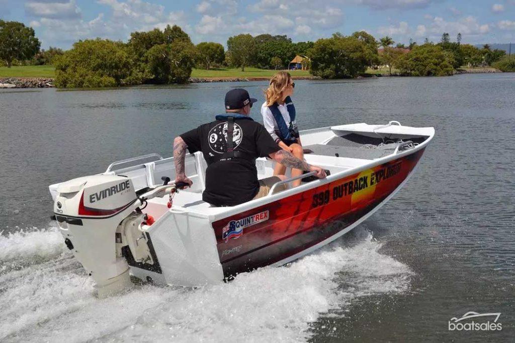 Quintrex 390 Outback Explorer – New Release! | JV Marine World