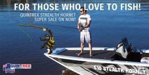 Quintrex Stealth Hornet