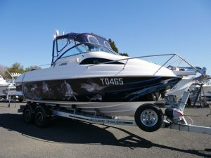 Used Boats - Haines Hunter 630 Breeze