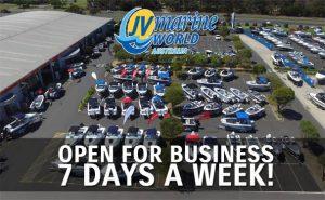 JV MARINE WORLD - NEW BOATS - OPEN 7 DAYS