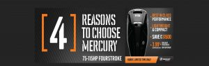 Mercury Outboards Promo