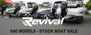 Revival Boats - 640 Stock Boat Clearance