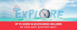 quintrex boats promo