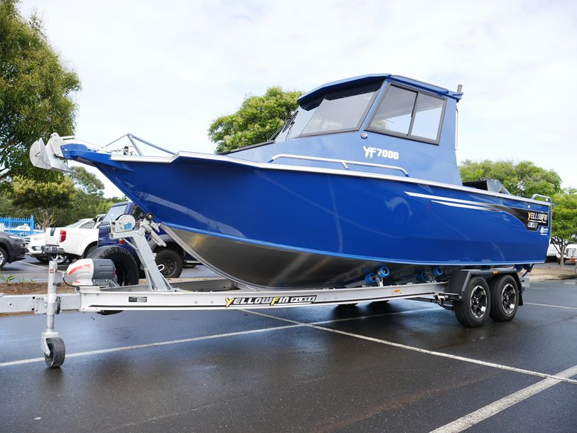 YELLOWFIN 7000 SOUTHERNER HT